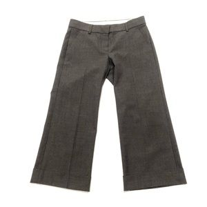 🌵 Theory gray elegant wool pants 2